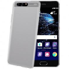 Husa Protectie Spate Celly GELSKIN646 Transparent pentru HUAWEI P10 Plus - Husa Telefon