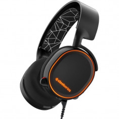Casti gaming SteelSeries Arctis 5 Black - Casca PC Steelseries, USB
