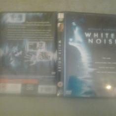 White noise (2005) - DVD [B] - Film drama, Engleza