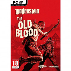 Joc PC Bethesda Softworks Bethesda Wolfenstein The Old Blood PC, Shooting, Single player
