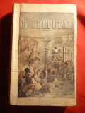 V.Demetrius - Domnul Deputat - Prima Ed. 1921 cu dedicatie si autograf