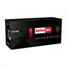 Consumabil ActiveJet Toner compatibil TN-2000 Black pentru Brother