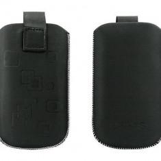 Toc OEM TSNOK5800NEG Slim negru pentru Nokia 5800XP / Samsung Star - Husa Telefon