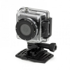Camera Video de Actiune Kit Splash Black - Camera Video Actiune