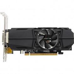 Placa video Gigabyte nVidia GeForce GTX 1050 OC Low Profile 2GB GDDR5 128bit - Placa video PC Gigabyte, PCI Express