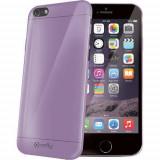 Husa Protectie Spate Celly GELSKIN600V violet pentru Apple iPhone 6 / 6S - Husa Telefon