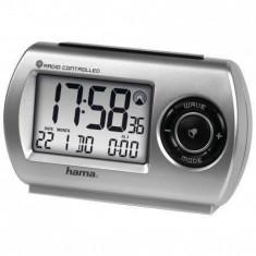 Ceas de voiaj cu alarma Hama RC300 - Ceas desteptator