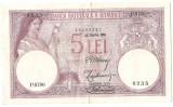 ROMANIA 5 LEI 1920 XF
