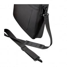 Case Logic Geanta notebook 16 inch VNCI215 black - Geanta laptop Case Logic, Nailon, Negru