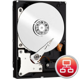 Hard disk WD Red 6TB SATA-III 3.5 inch 64MB IntelliPower, 6 TB, 5400, SATA 3, Western Digital