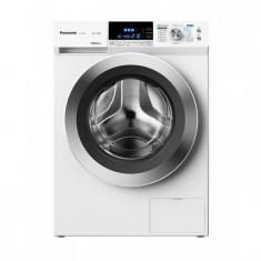 Masina de spalat rufe Panasonic NA-148XS1WGN 1400RPM 8 Kg Inverter A+++ Alb, A+++