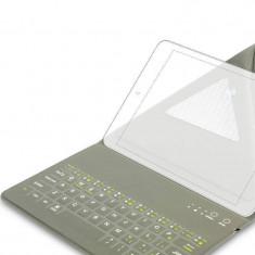 OEM KBMAG7BK cu tastatura bluetooth Black pentru tablete 7 - 8 inch - Husa tableta cu tastatura