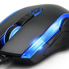 Mouse Delux M556 Black, USB