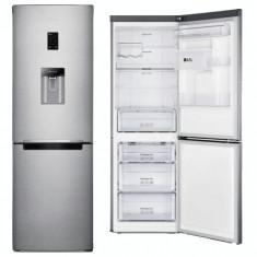 Combina frigorifica Samsung RB29FDRNDSA/EF 288 l, Clasa A+, Full No Frost, H 178 cm, Argintiu, A+