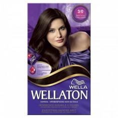 Vopsea par WELLATON 30 Saten inchis - Vopsea de par, Permanenta