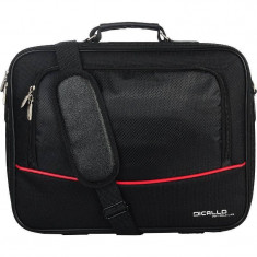Geanta laptop Dicallo LLM4040 15.6 inch black