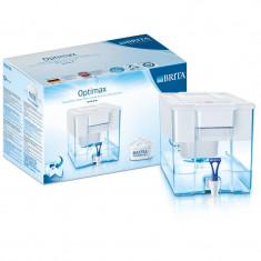 Recipient filtrant Brita Optimax 8.5 l alb - Filtru si cana filtranta