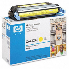 Toner HP Q6462A Yellow