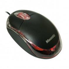 Mouse Vakoss Optical Msonic MX264K Black, USB