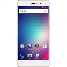 Smartphone BLU Vivo 5R 32GB Dual Sim Gold - Telefon mobil Dual SIM