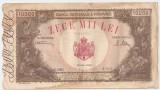 ROMANIA 10000 LEI MAI 1945 U