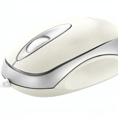 Mouse Trust 16147 Centa Mini alb, USB, Optica