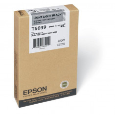 Consumabil Epson T6039 light light black