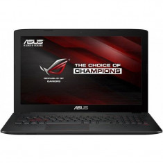 Laptop Asus ROG GL552VX-CN060D 15.6 inch Full HD Intel Core i7-6700HQ 16GB DDR4 1TB HDD nVidia GeForce GTX 950M 4GB Grey Metalic