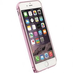 Bumper Krusell 90035/1 Aluminium Roz pentru APPLE iPhone 6 Plus - Bumper Telefon