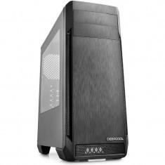 Carcasa Deepcool Deepcool D-Shield Neagra - Carcasa PC