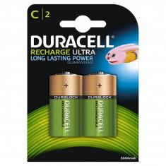 Acumulator Duracell C 2200mAh Verde - Baterie Aparat foto