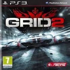 Joc consola Codemasters Grid 2 PS3 - Jocuri PS3 Codemasters, Curse auto-moto, 12+