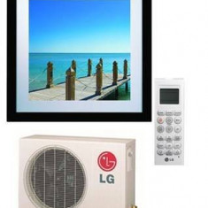 Aparat aer conditionat LG Artcool Gallery 9000 Btu/h Inverter Alb, Standard