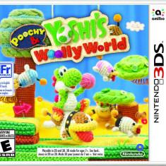 Joc consola Nintendo POOCHY YOSHIS WOOLLY WORLD SPECIAL EDITION