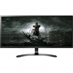 Monitor LED Gaming LG 34UM59-P 34 34 inch 5ms Black, Mai mare de 27 inch