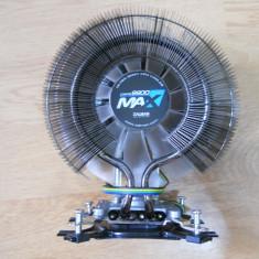 Cooler CPU Zalman CNPS9900-MAX blue pentru Intel. - Cooler PC Zalman, Pentru procesoare