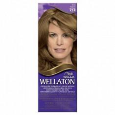 Vopsea de par WELLATON 73 Aluna, Permanenta