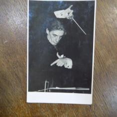 Sir John Barbirolli, fotografie originala