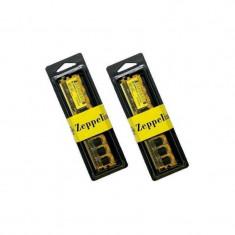Memorie Zeppelin 4GB DDR2 800MHz CL6 Dual Channel - Memorie RAM