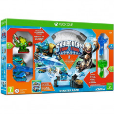 Joc consola Activision Skylanders Superchargers Starter Pack Xbox One - Jocuri Xbox One Activision, Actiune, 3+