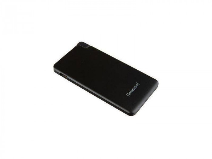 Acumulator extern Intenso Power Bank S5000 5000 mAh black foto mare