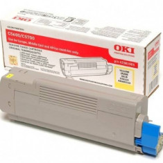 Toner Oki 43381905 Yellow