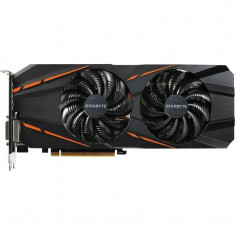 Placa video Gigabyte nVidia GeForce GTX 1060 G1 GAMING 6GB DDR5 192bit - Placa video PC