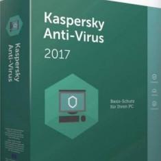 Kaspersky 2017 5 USERI 1 AN+3LUNI NEW RETAIL