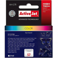 Consumabil ActiveJet Cartus compatibil HP-57 Color - Cartus imprimanta