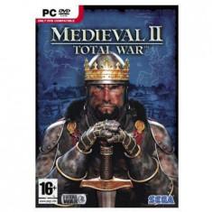 Joc PC Sega Medieval II Total War - Jocuri PC Sega, Strategie, 12+, Multiplayer