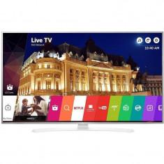 Televizor LG LED Smart TV 43 UH664V 109cm Ultra HD 4K White - Televizor LED LG, 108 cm