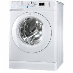 Masina de spalat rufe Indesit BWA 71252 W 1200RPM 7Kg A++ Alb, 1100-1300 rpm, A++