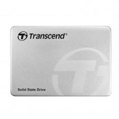 SSD Transcend 360 Premium Series 256GB SATA-III 2.5 inch Aluminium, SATA 3