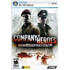 Joc PC THQ PC Company of Heroes: Opposing Fronts - Jocuri PC Thq, Strategie, 16+, Multiplayer